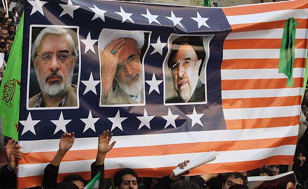لعن علی عدوک یا حسین، خاتمی و کروبی و میرحسین