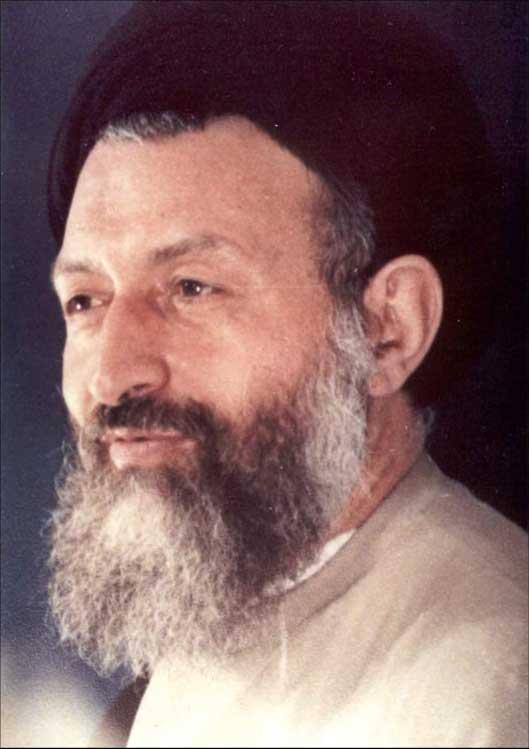 شهید مظلوم آیت الله دکتر سید محمد حسینی بهشتی